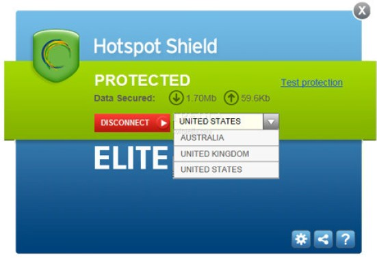 Hotspot Shield Vpn Elite Edition cracked