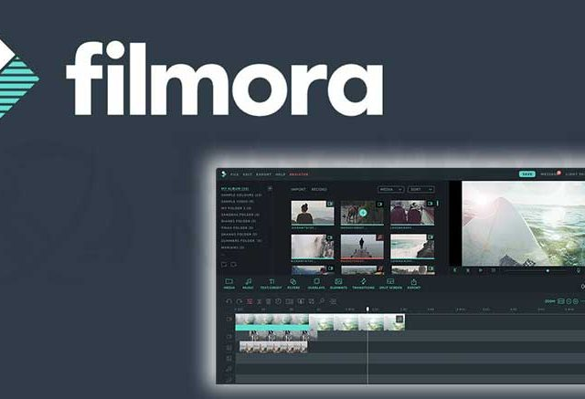 Wondershare Filmora 9.3.5.8 Crack + Keygen [Latest Version]