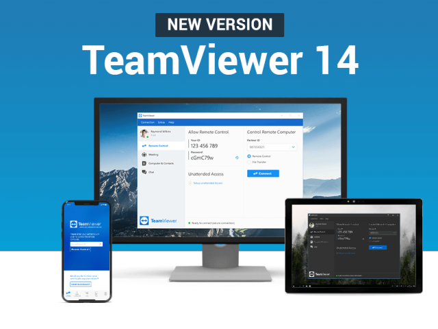 Teamviewer 15.1.3937.0 Crack With License Key (2020) Download