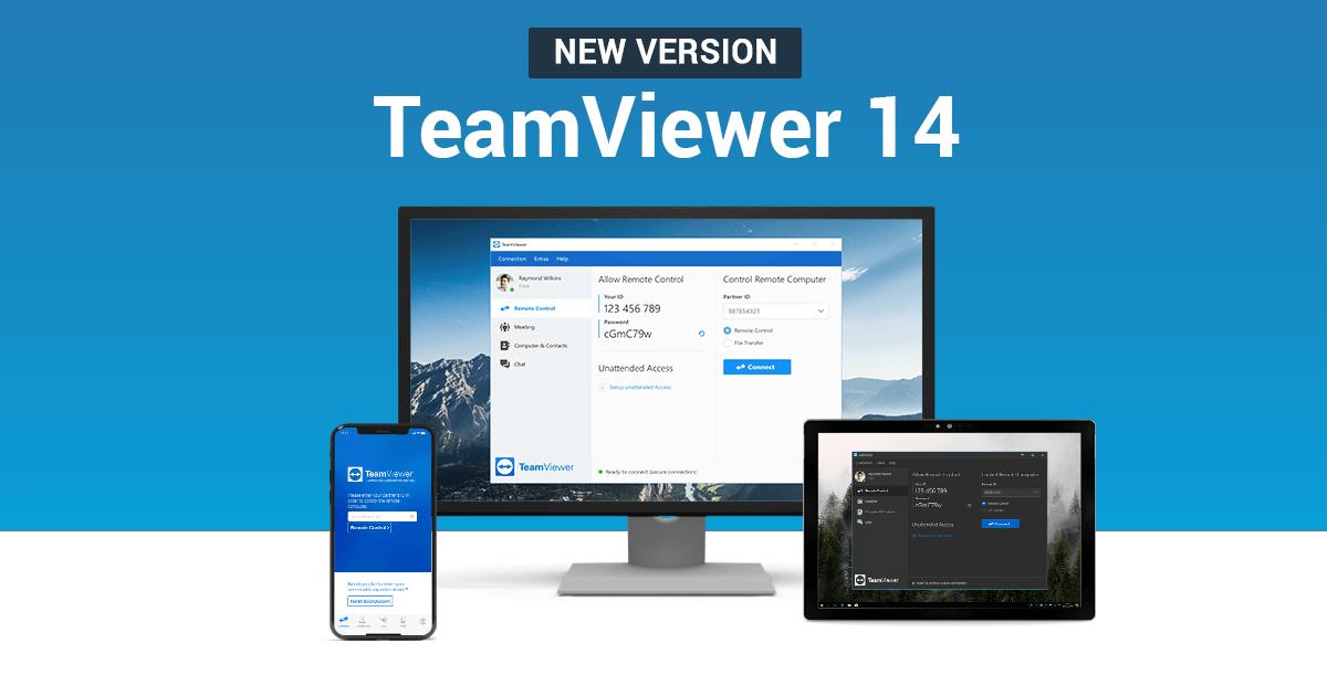 teamviewer14-crack download