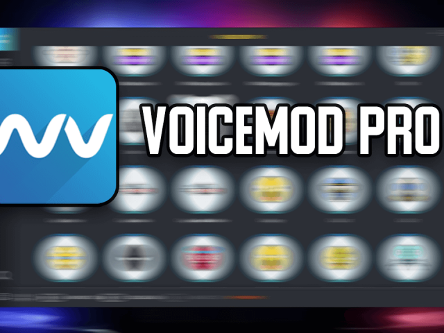 VoiceMod Pro Crack v2.1.3.2 + Activation Key {2021}