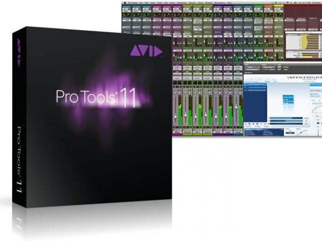 Avid Pro Tools Crack v2021.12 + Keygen [Mac+Win]