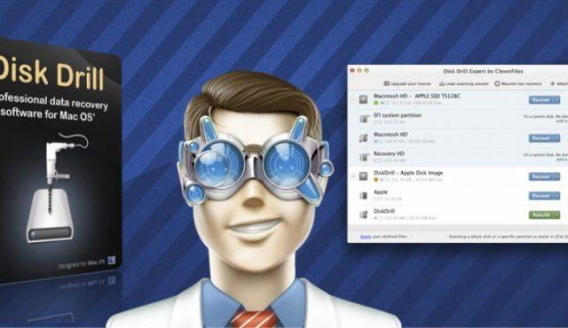 Disk Drill Pro Crack v4.0.533 + Keygen Download [Windows + Mac]