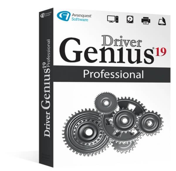 driver genius code