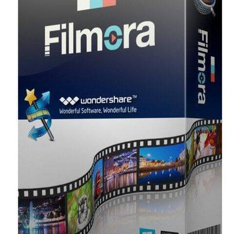 Wondershare Filmora 9.3.7.1 Crack + License Key Free Download