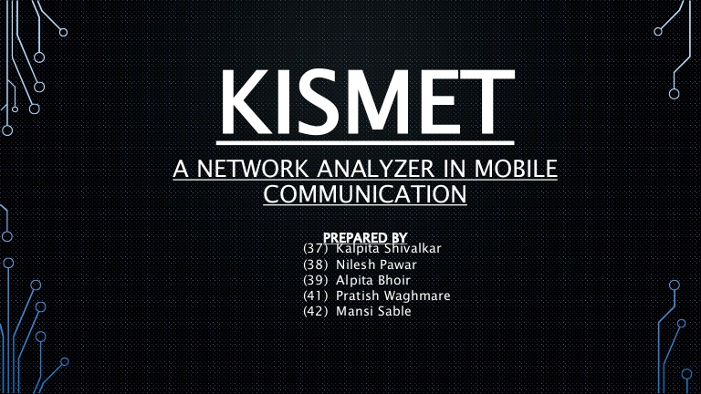 kismet-wifi password hacker
