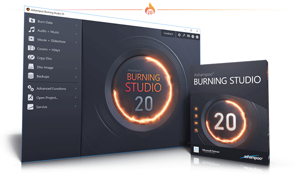 Ashampoo Burning Studio keygen