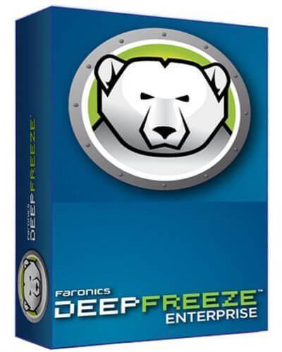 Deep Freeze Server Enterprise crack