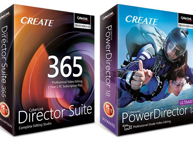 Cyberlink PowerDirector 18.0.2405.0 Crack + Keygen [Latest]