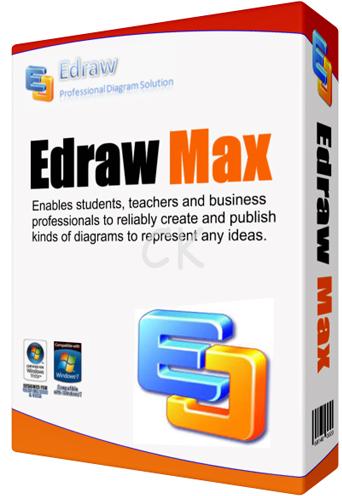Edraw-Max-9-Crack-Serial-Key-Download-FREE-Latest
