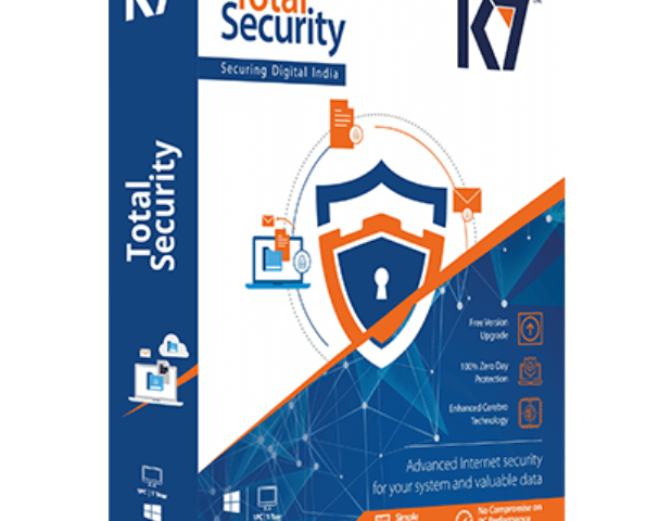 K7 Total Security Crack v16.0.0394 + Activation Key [2021]