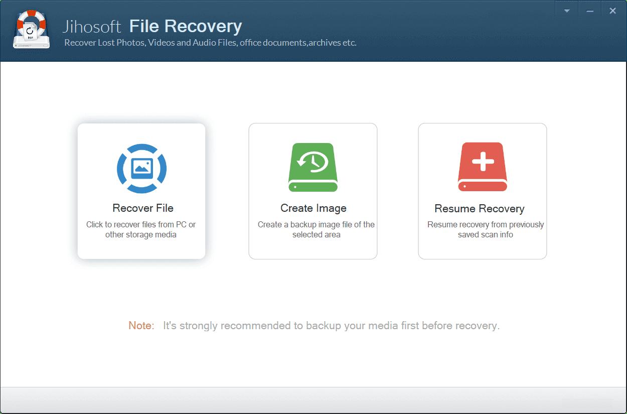 jihosoft file recovery key free