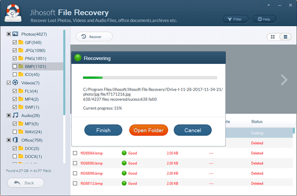 jihosoft file recovery registration key
