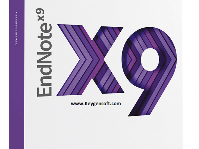 EndNote X9.3.2 Crack + Product Key Free Download [2020]