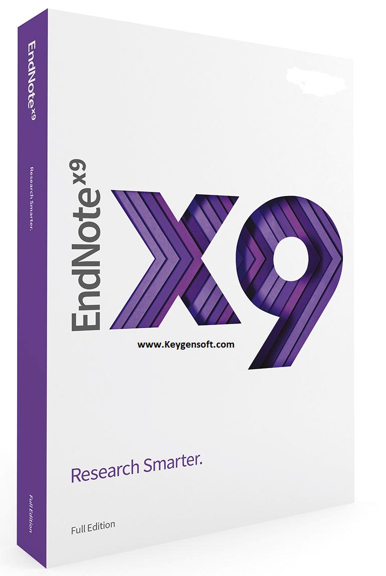 endnote-x9-Crack