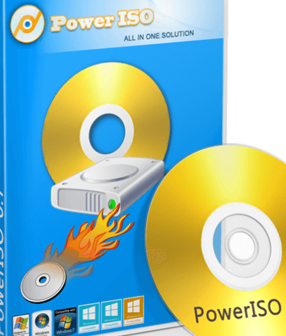 PowerISO 7.5 Crack + Serial Key (32bit/64bit) [Latest Version]
