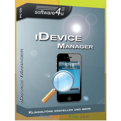 IDevice Manager v10.0.5.0 Crack + Serial Key
