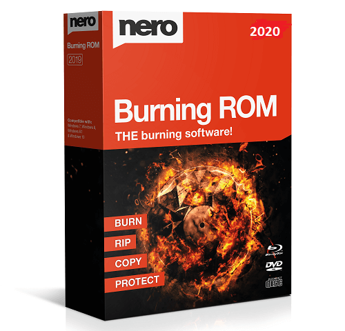 Nero Burning Rom Crack v2021 v23.1.19 + Serial Key