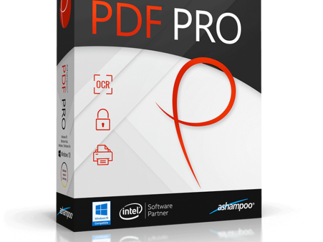 Ashampoo PDF Pro Crack v2.07 + Activation Key [2021]