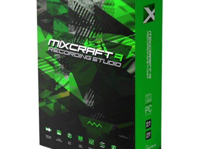 Mixcraft Crack v9.0 Pro Studio + Registration Code [2021]